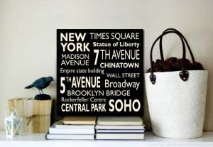 New York Modern Square