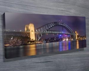 Harbour Bridge Panoramic