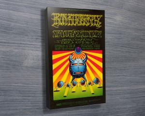 Iron Butterfly Band Poster