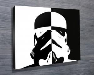 Stormtrooper pop art