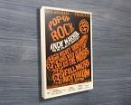 Bill Graham Vintage Rock Poster