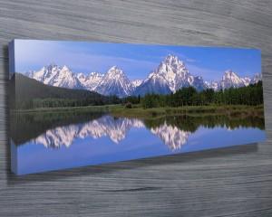 Alpine Lake Panoramic