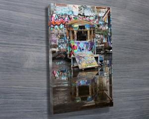 Ramped Up street art prints