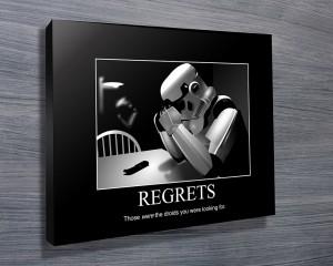 Storm Troopers Regret