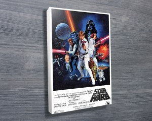 A New Hope vintage poster