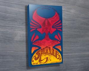Osiris Jimi Hendrix Concert Poster