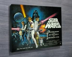 Star Wars Movie Poster II