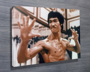 Bruce Lee Pop Art