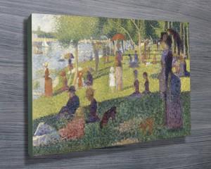 La Grande Jatte by Georges Seurat