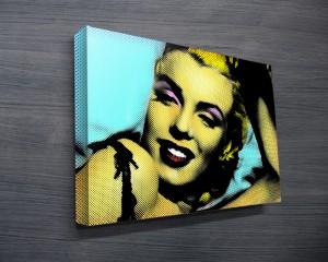 Monroe - Retro Pop Art