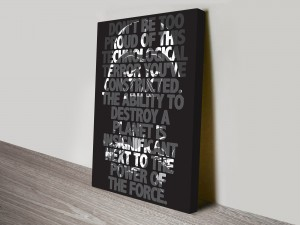 Darth Vader Quote