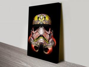 Painted Stormtrooper 2