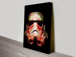 Painted Stormtrooper 3