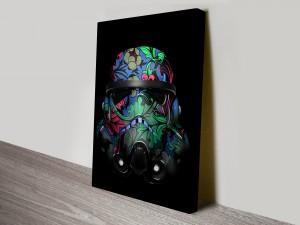 Painted Stormtrooper 6