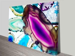 earths loveliness custom photo wall art