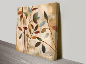 Branches at Sunrise I Canvas Wall Art Print