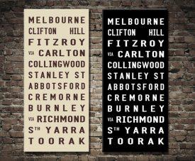 Melbourne Tramscroll