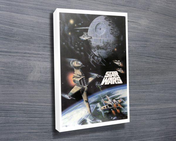 Star Wars Vintage Poster II