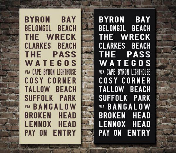 Byron Bay Destination Art