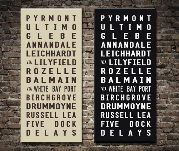 Pyrmont Tramscroll