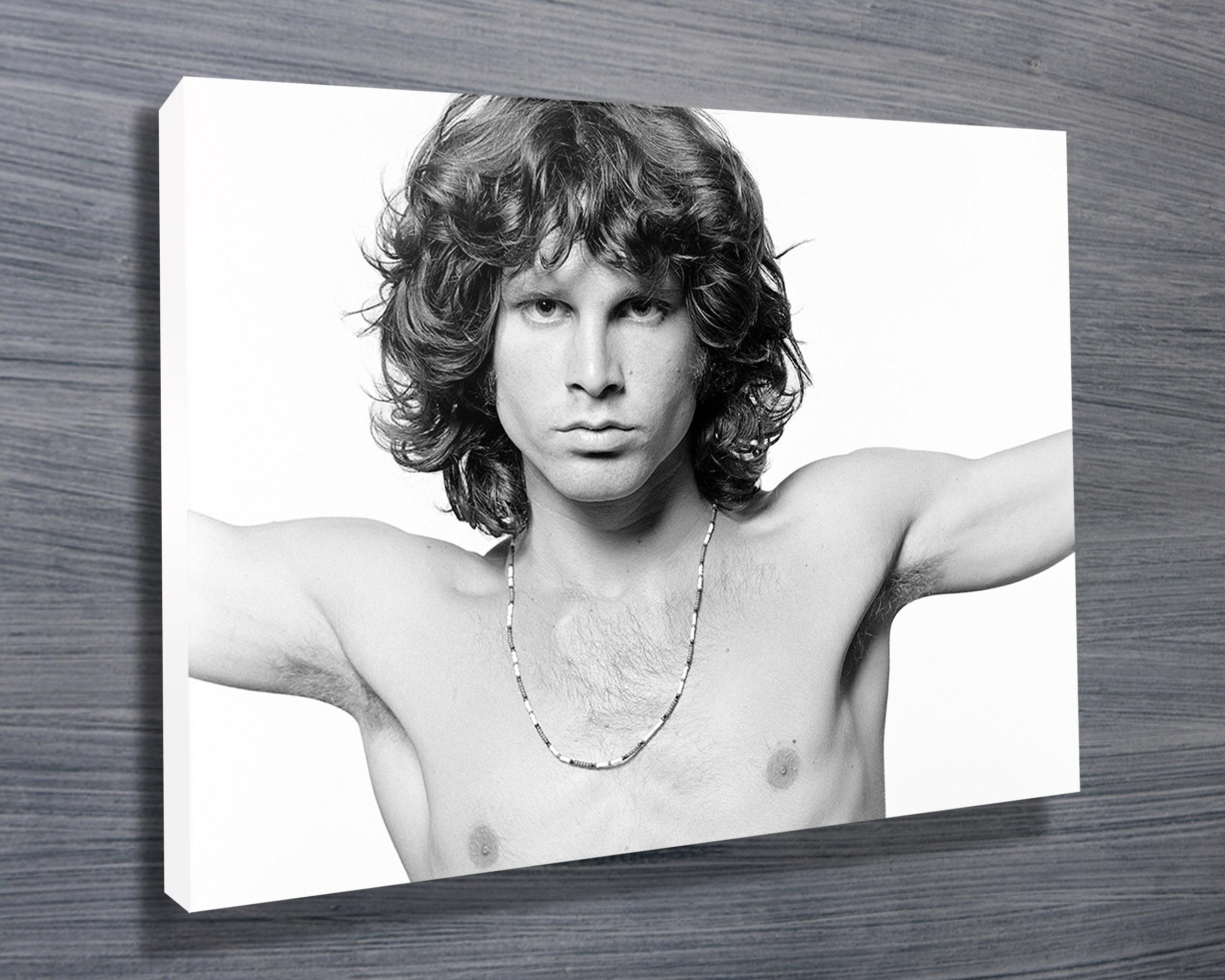 Jim Morrison Wall Art