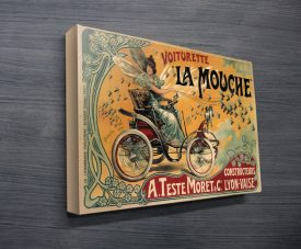 Voiturette La Mouche wall art