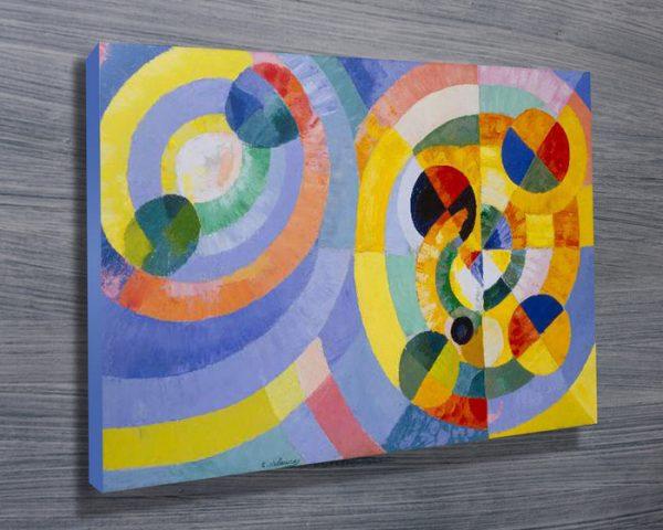 Robert Delaunay Circular Forms