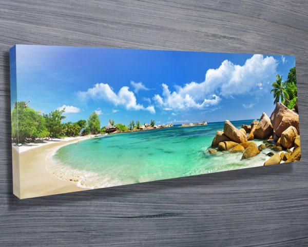 Thailand Paradise beach canvas artwork