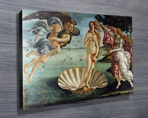 Birth of Venus Art Canvas print