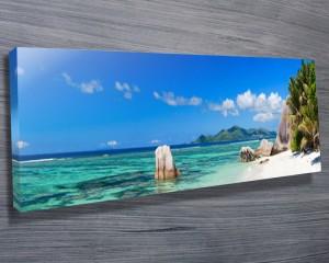 The Rock Panorama photography print