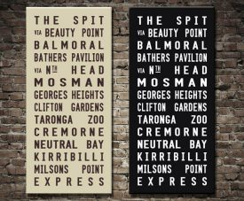 The Spit Tram Scroll