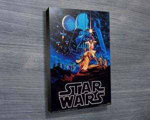 Star Wars Vintage Poster I