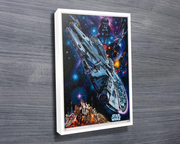 Star Wars Movie Poster III