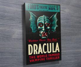 The Original Dracula Movie poster
