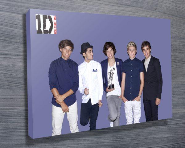 One Direction Pop Art