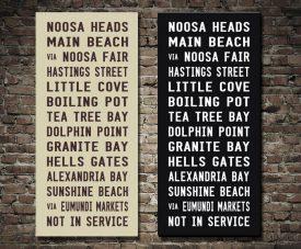 Noosa Heads Bus Scroll
