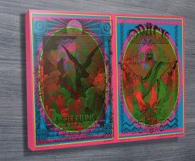 Rick Griffin Vintage Poster