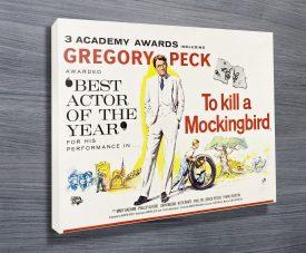 To Kill a Mockingbird Movie Poster Wall Art