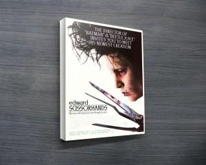 Edward Scissor Hands movie poster