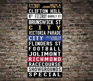 Fitzroy Tram Scroll
