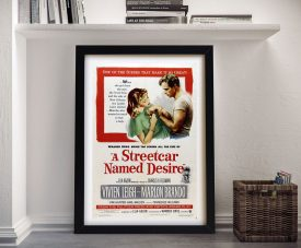 A Streetcar Named Desire Framed Wall Art