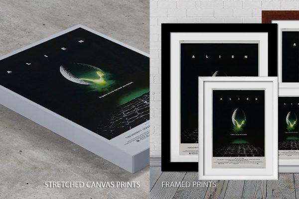 Alien Movie Quality Art Print