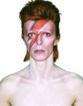 David Bowie Ziggy Stardust Popart Canvas Picture