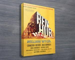 Ben Hur movie poster