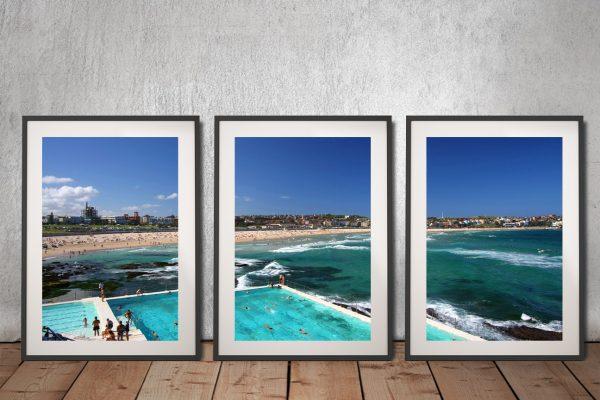 Buy a Bondi Icebergs Split Panel Set Great Gifts AU
