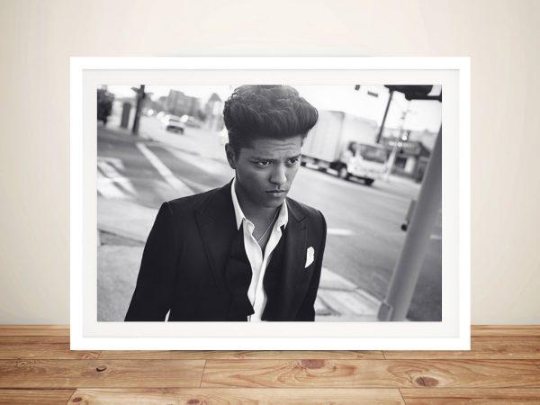Black And White Bruno Mars