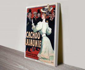 Cachou Lajaunie Wall Art Print