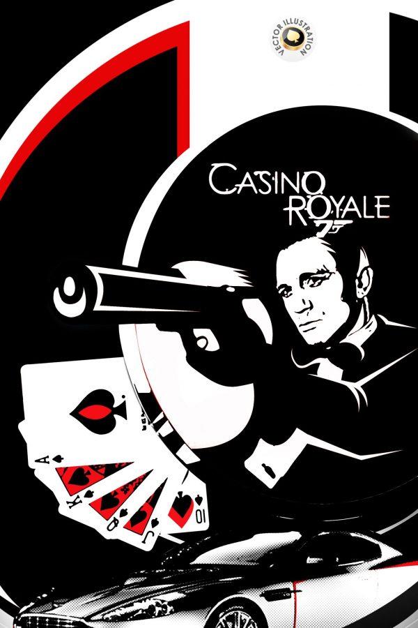 Rugged 007 Daniel Craig
