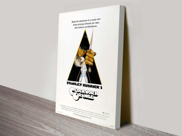 Clockwork Orange Movie Poster