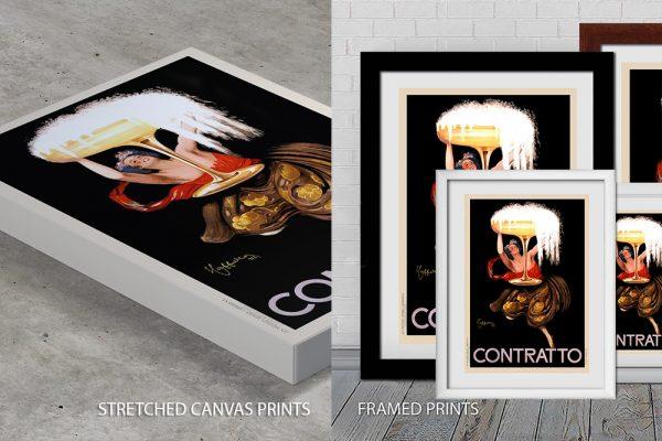 Contratto Quality Art Print